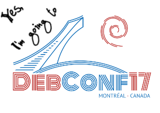 Going to DebConf17